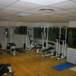 hostel DIC fitness studio